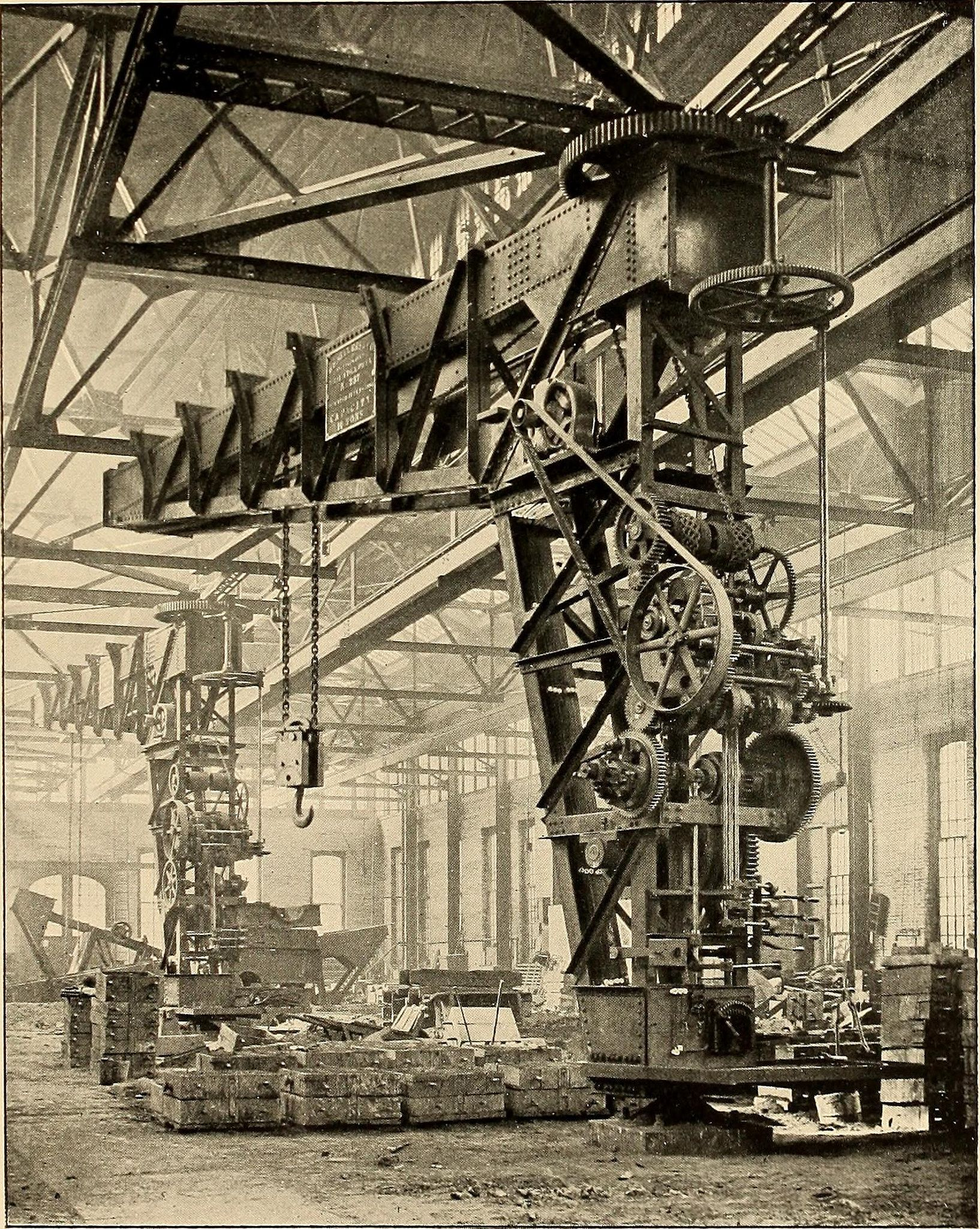 Identifier: illustratedcatal00sell Title: Illustrated catalogue and general description of improved machine tools for working metal Year: 1899 (1890s) Authors:  Sellers, William, & co. [from old catalog] Subjects:  Machine-tools Machinery Publisher:  Philadephia, Levytype company Contributing Library:  The Library of Congress Digitizing Sponsor:  The Library of Congress   View Book Page: Book Viewer About This Book: Catalog Entry View All Images: All Images From Book  Click here to view…