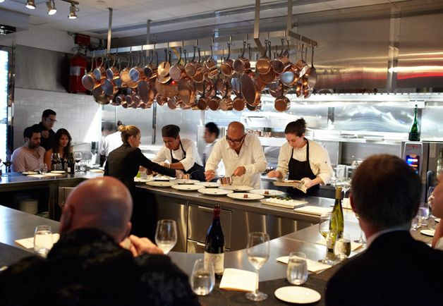 Brooklyn Fare The Most Exciting Restaurant In New York Alan Richman Chefs TableDining
