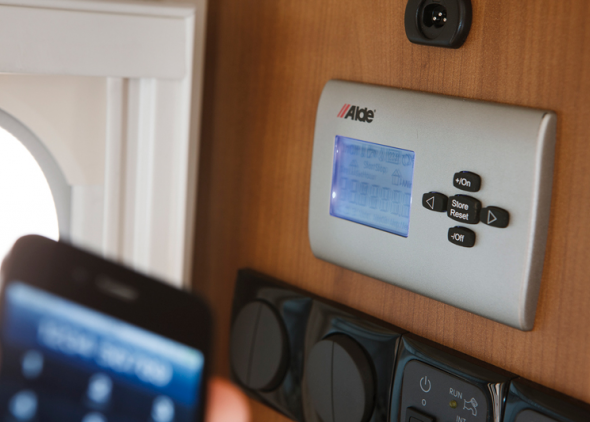 Alde wet central heating system. | everything about rv\'s | Pinterest