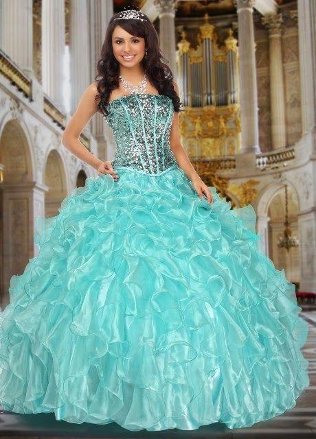 b8f55d045 Atractivos vestidos de 15 años