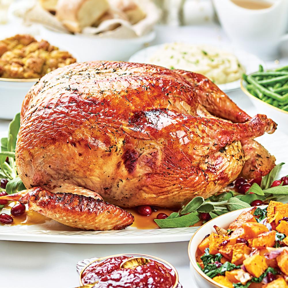 Honey-Brined Turkey | Recipe | Turkey brine, Recipes ...