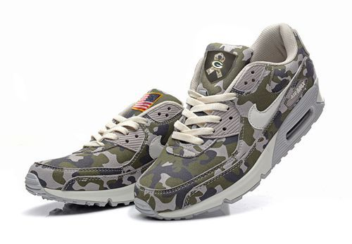 quality design 94a37 e6302 Nike Green Bay Packers Camo Salute To Service Shoes | Green ...