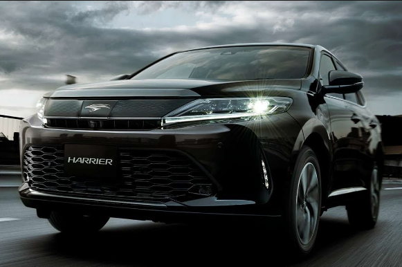 The upcoming 2018 Toyota Harrier Hybrid is good for you if you