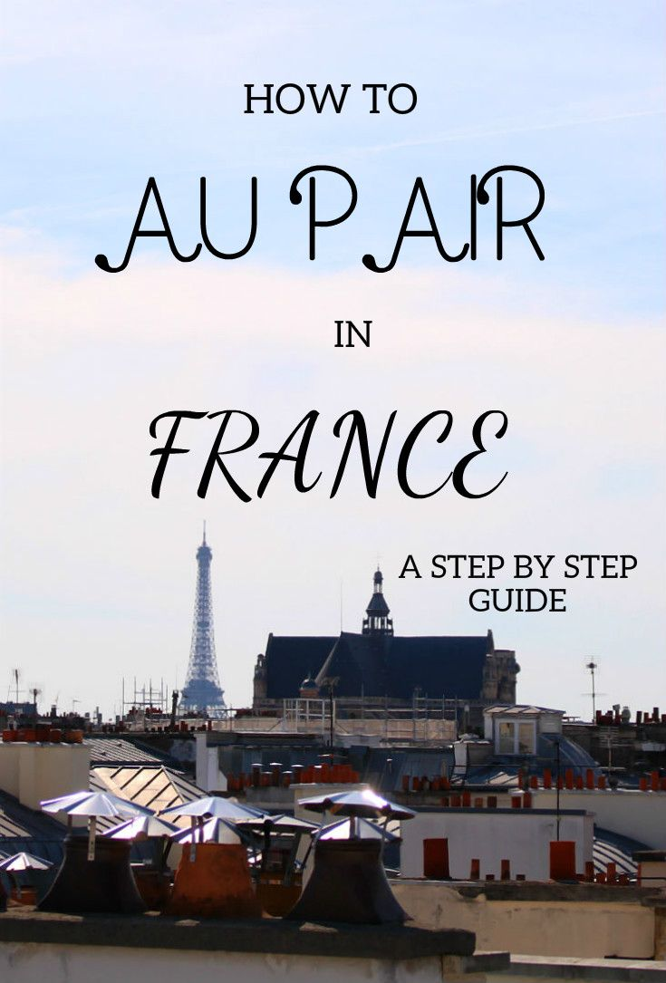How to Au Pair in France | Holidays france, Weather in france