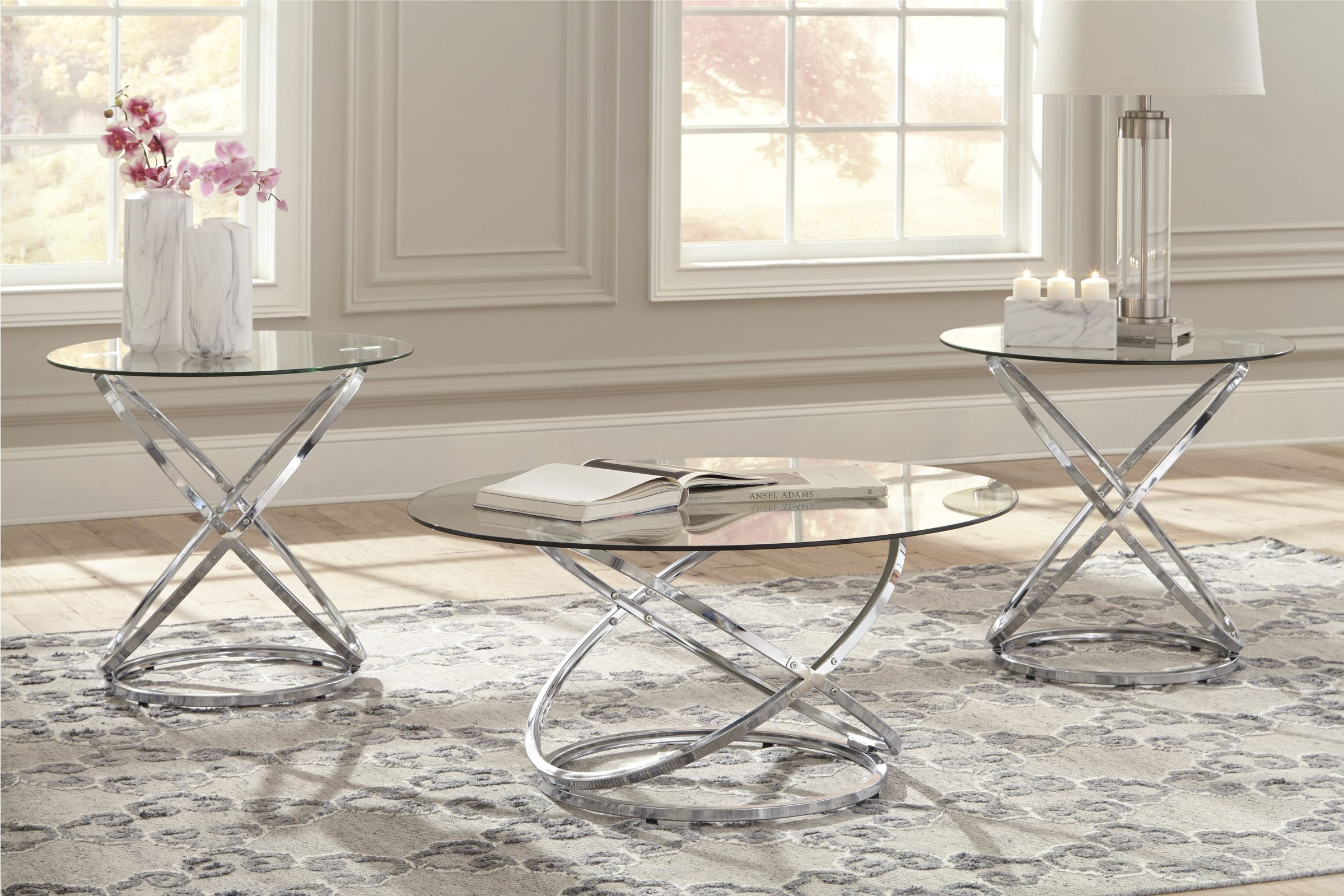 Hollynyx Occasional Table 3er Set von Ashley - #ashley #hollynyx #occasional #table - #TopHomeDecorCoffeeTables