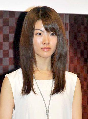 ファッションモデルの福田麻由子さん
