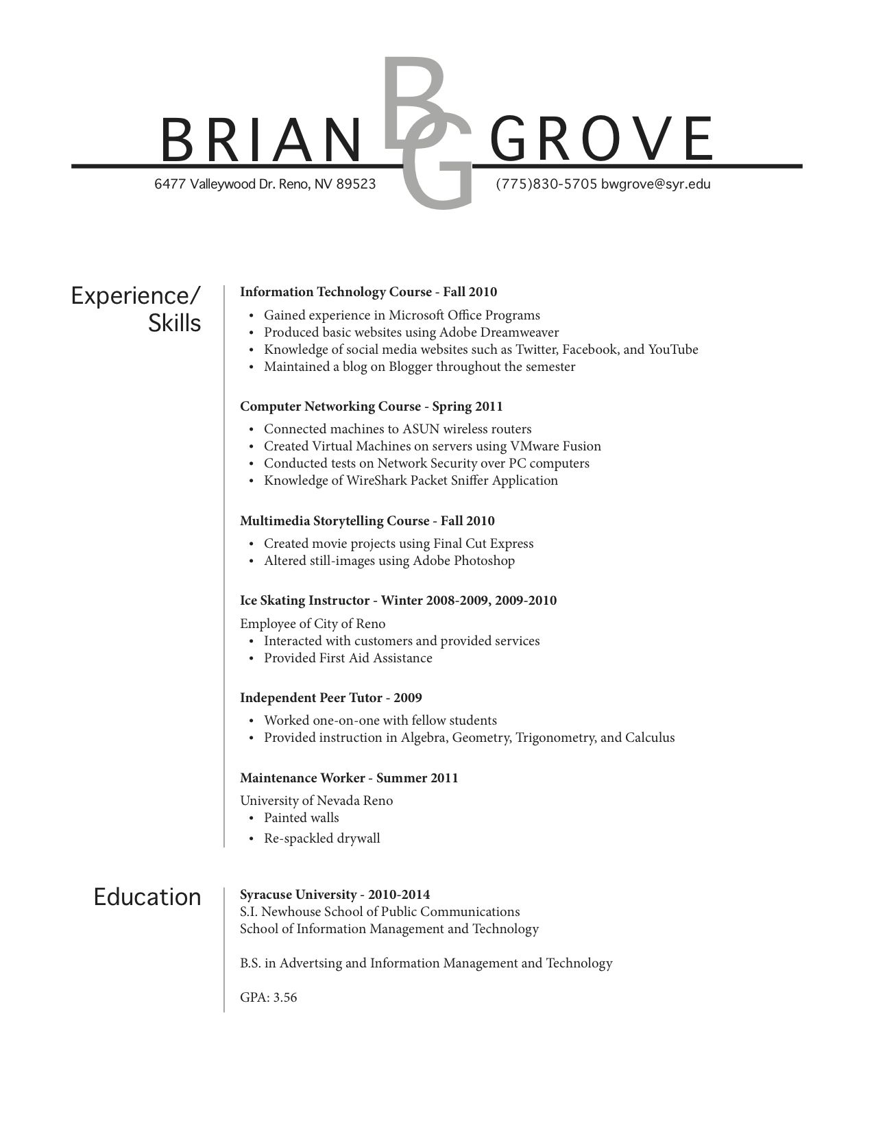 what does professional resume look like templates resume
