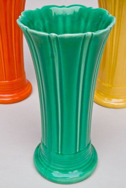 Fiestaware Vase Kitchendining Room Pinterest Fiestas Fiesta
