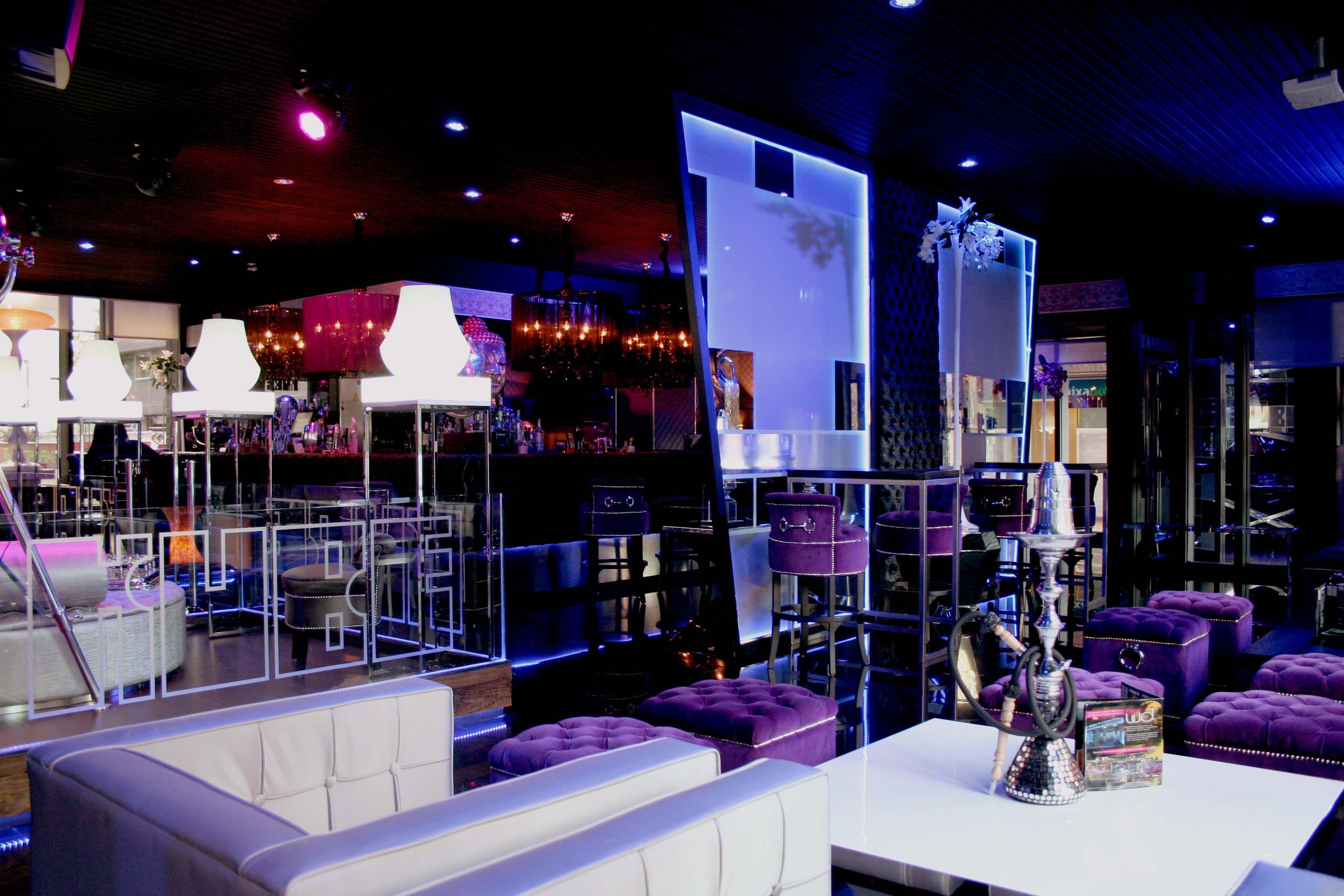 NewWD Decoracion de bares tematicos. Kube Madrid, decoracion moderna ...