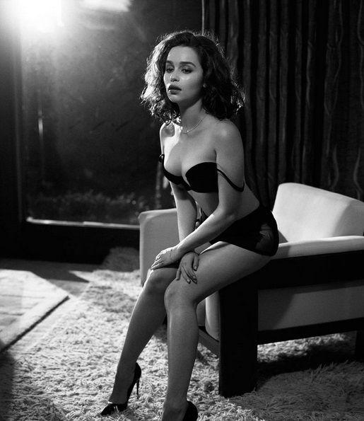 Photo position sexy de femme