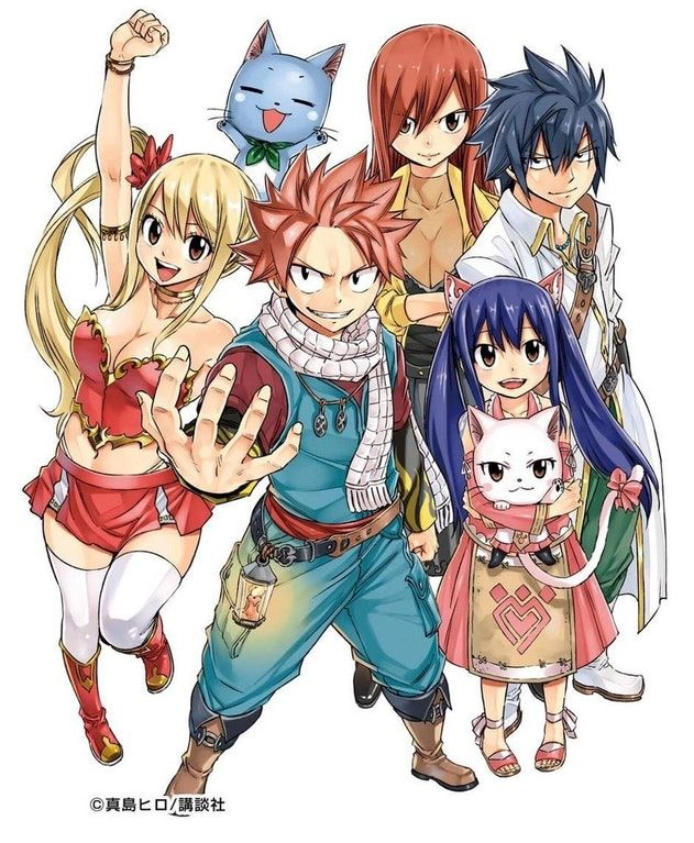 Fairy Tail. Strongest Team. Fairy tail, Fairy tail ships