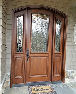 Bellagio Entry Door Application | Doors | Exterior doors