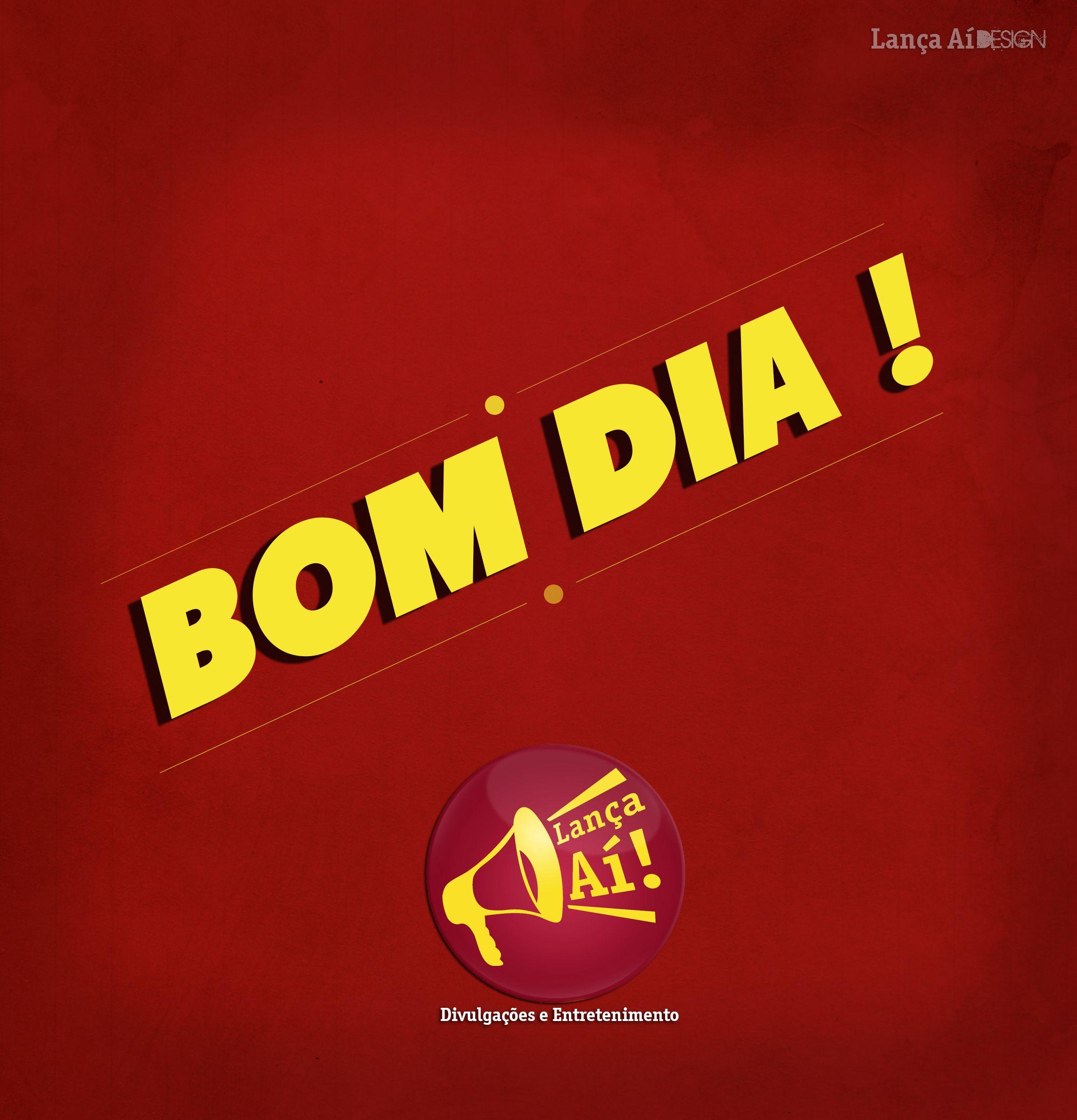 Bom dia! #5 By: Thomaz Amora