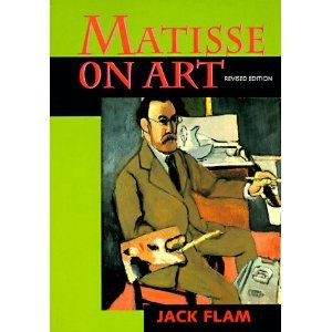 Matisse essays - by and about.