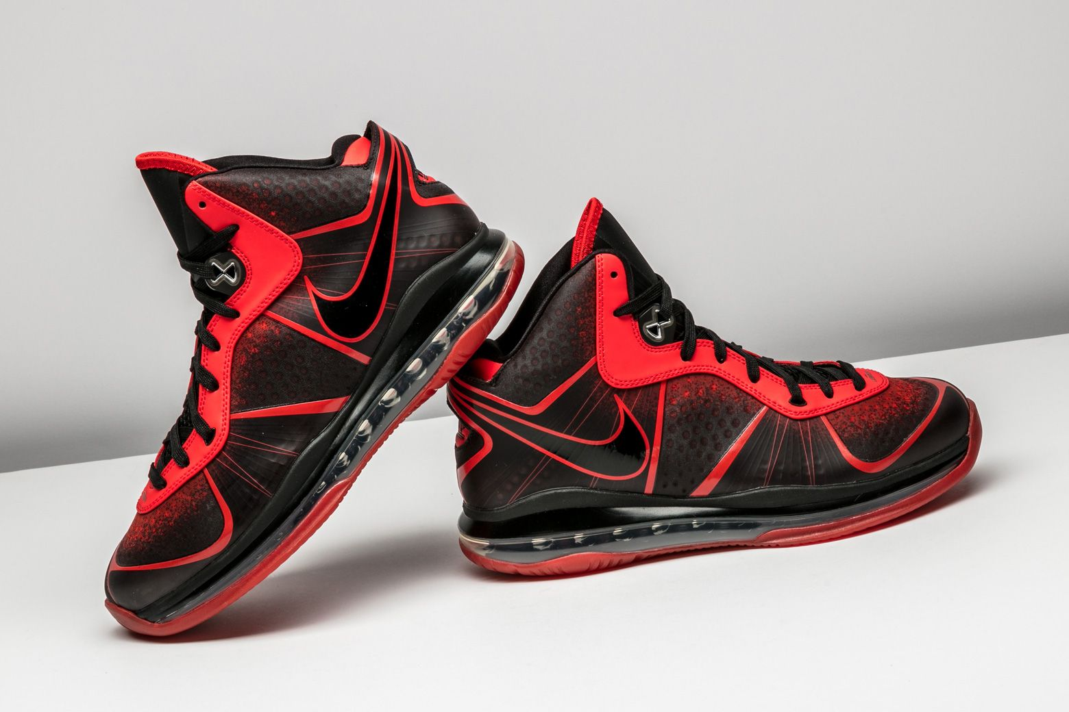 893703fe6b4f This unreleased Nike LeBron 8 V 2 colorway is a rare sample created early  for a NBA MVP season that never happened.