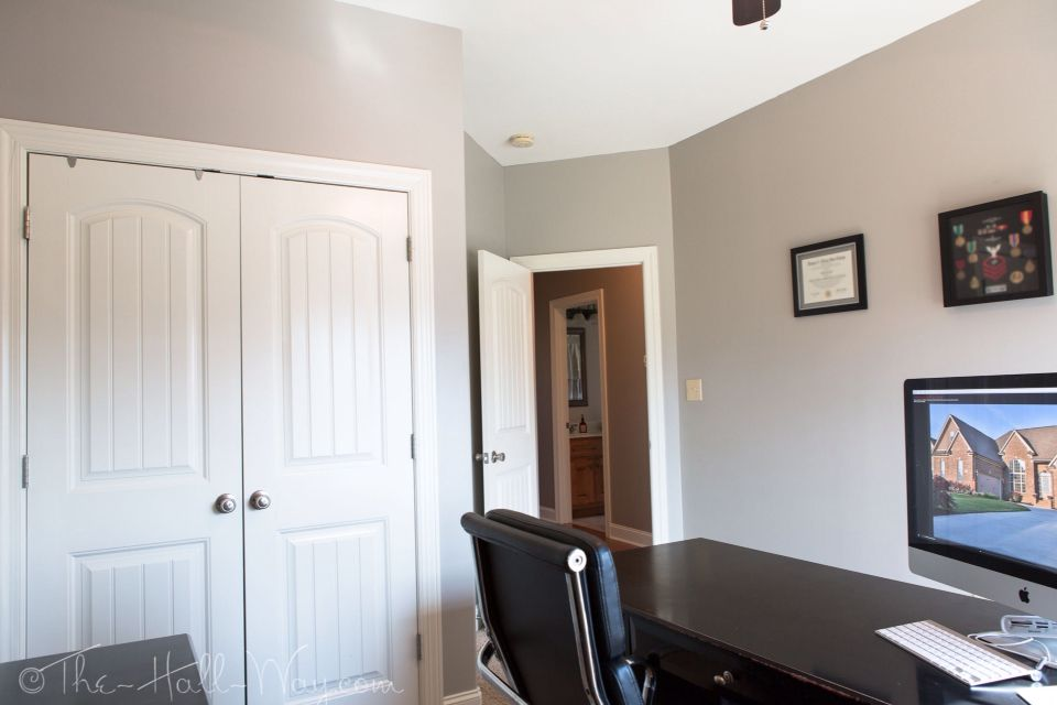 Behr Perfect Taupe Home Home Decor Family Room