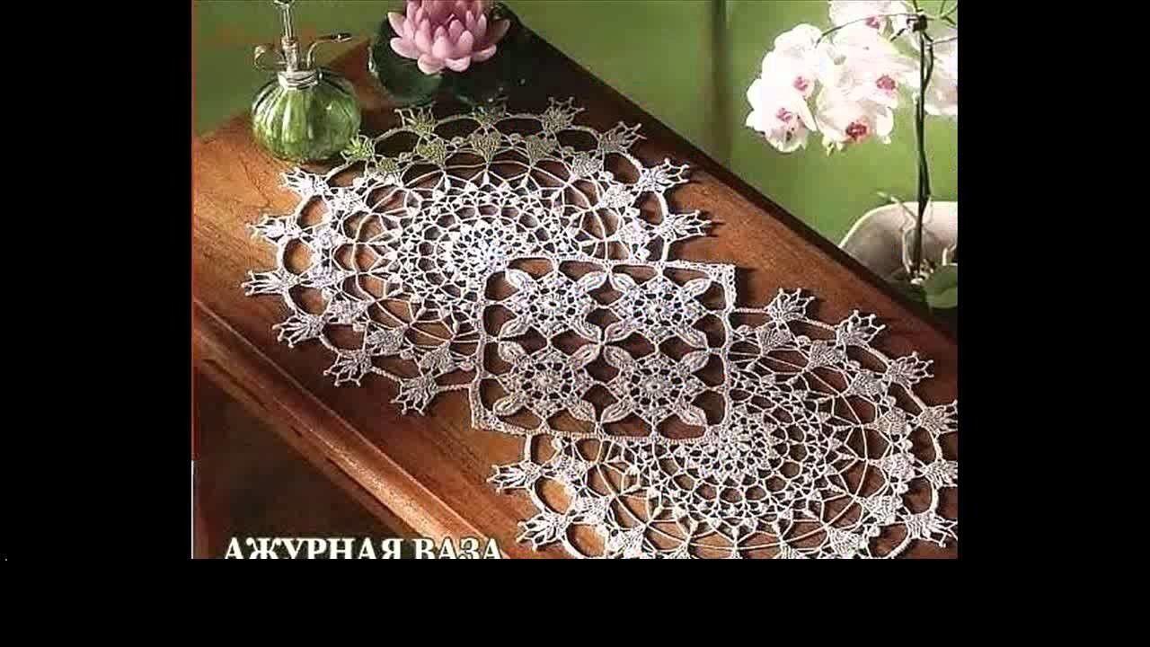 Easy crochet table runner patterns | Crochet table runner, Easy ...