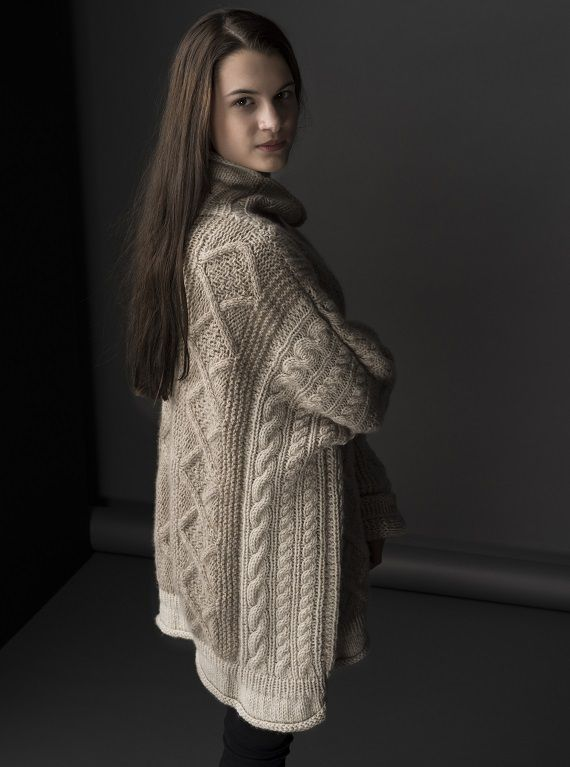 HANIA by Anya Cole Yon Sweater Fall Winter 2015  35c51a9e0