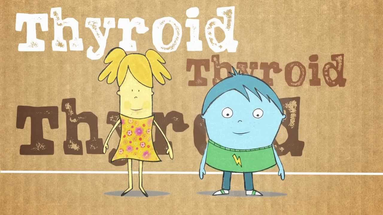 Thyroid disorders are rare in children however, if your
