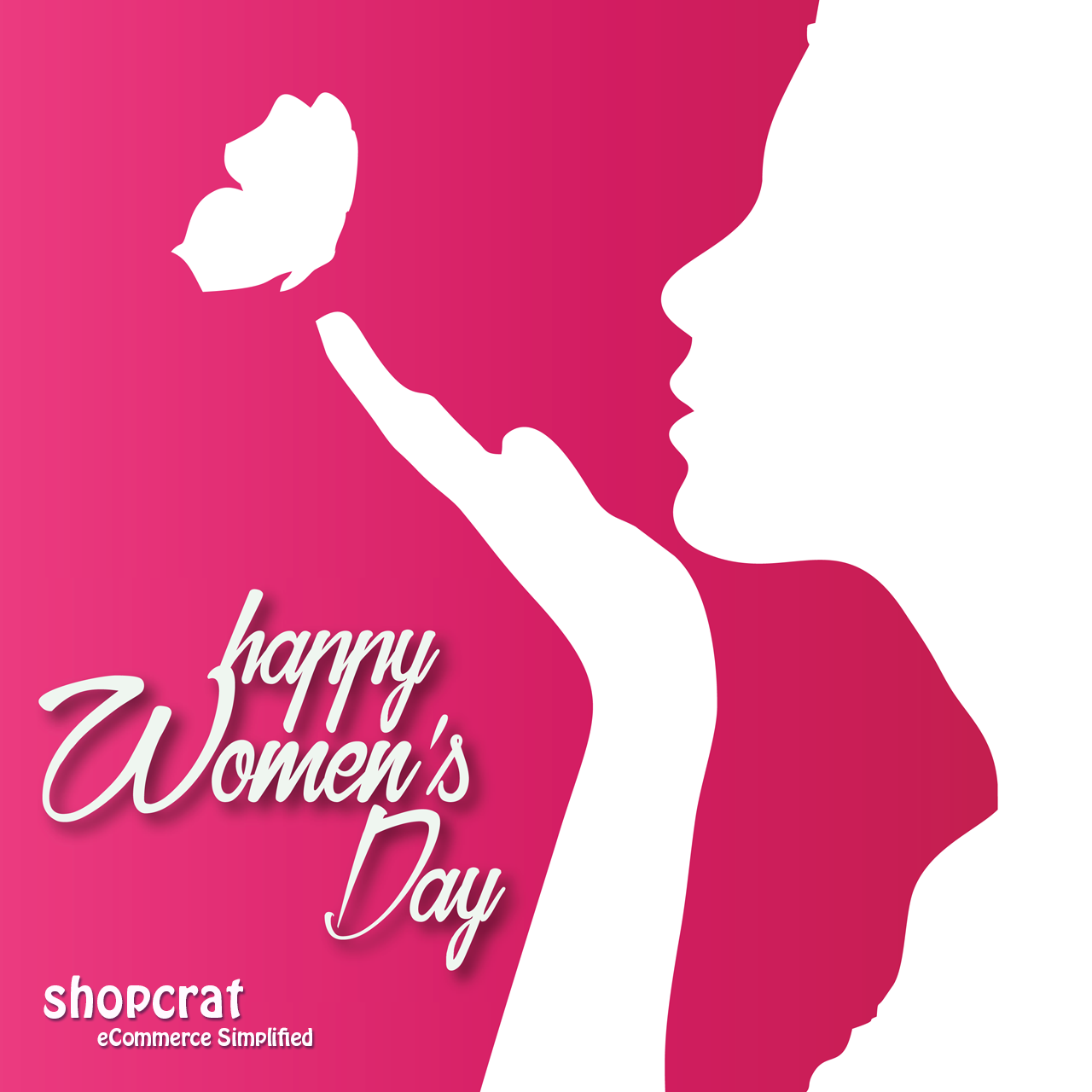 Pin By Shopcrat Ecommerce Simplified On Ecommerce Happy Women