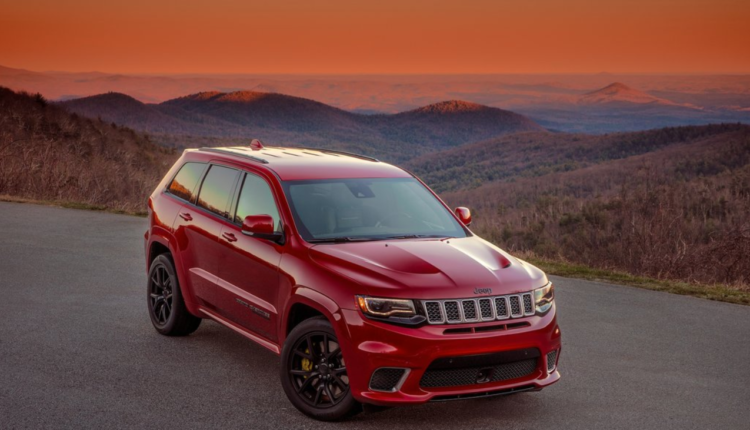 2018 Jeep Grand Cherokee Trackhawk Price Jeep Grand Cherokee Jeep Grand Jeep