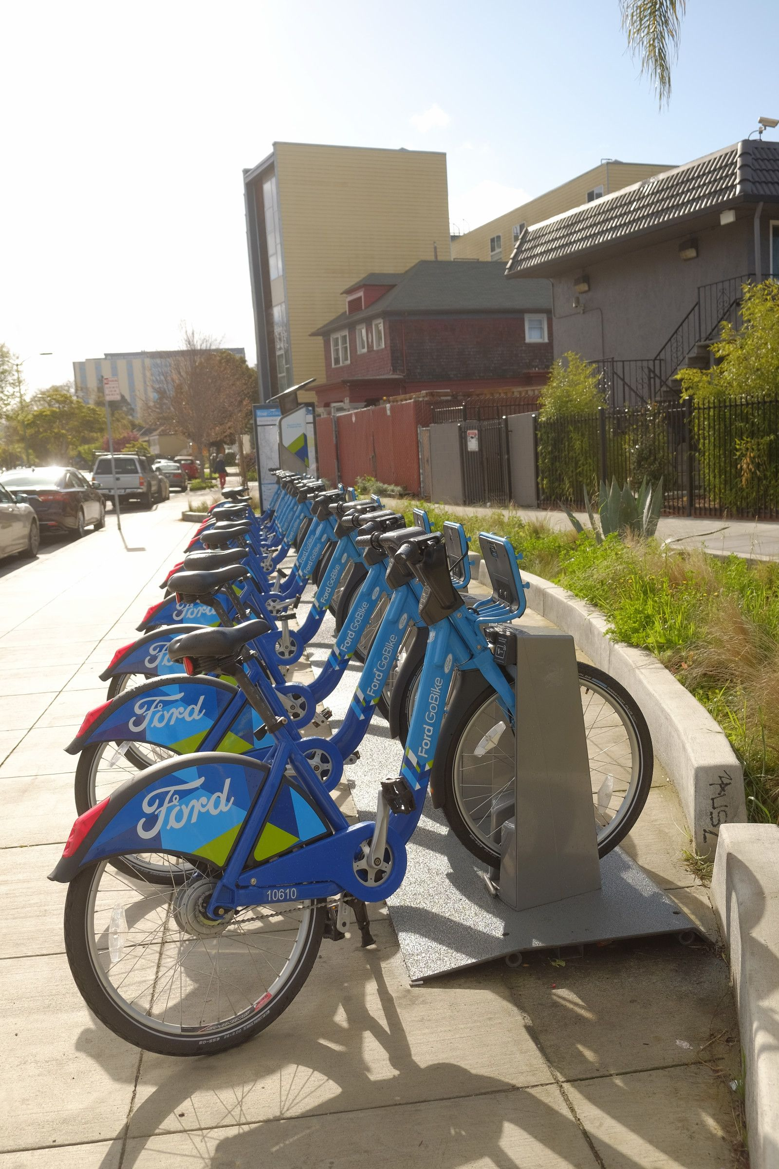 Bay Area Bike Share Costing 2 3 Per Trip Or 10 Per Day Up To 30 Minutes For Free For Upright City Or Electric Bike With Basket City Bike Oakland Bike Trips