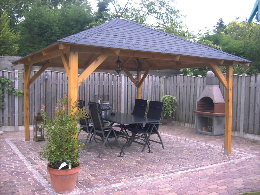 How To Replace Canopy On Gazebo With Shingles Google Search Backyard Gazebo Gazebo Cost Backyard