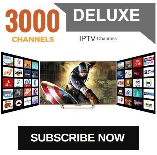 IPTV SUBSCRIPTION 1 MONTH CROWN TV- MAG254/ANDROID/AVOV