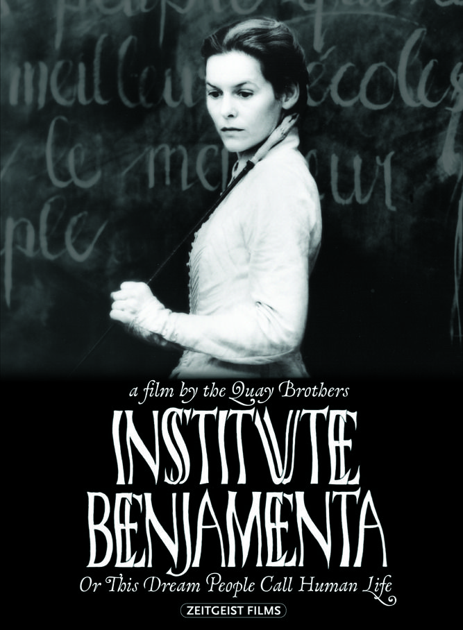 Institute Benjamenta, or This Dream That One Calls Human Life (Brothers Quay, UK, 1995) ☆☆☆☆☆