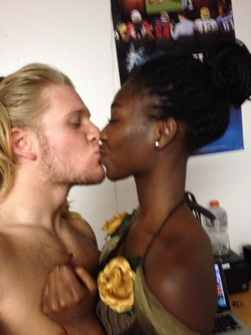 interracial dating media