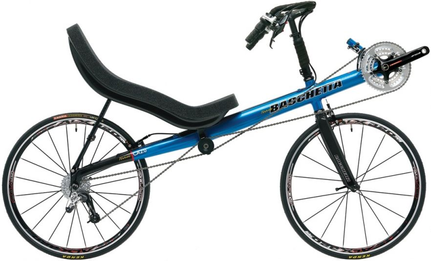 Carbon Aero 2 0 Recumbent Bicycle Recumbent Bike Workout Bike