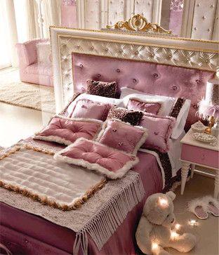 غرفة نوم مودرن كبيرة في لندن للبنات 5 ديكورات غرف نوم Guest Bedroom Remodel Bedroom Design Diy Purple Bedroom Design