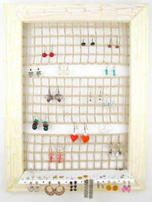 Rise and Shine Wall Hanging Jewelry Holder jewelry display