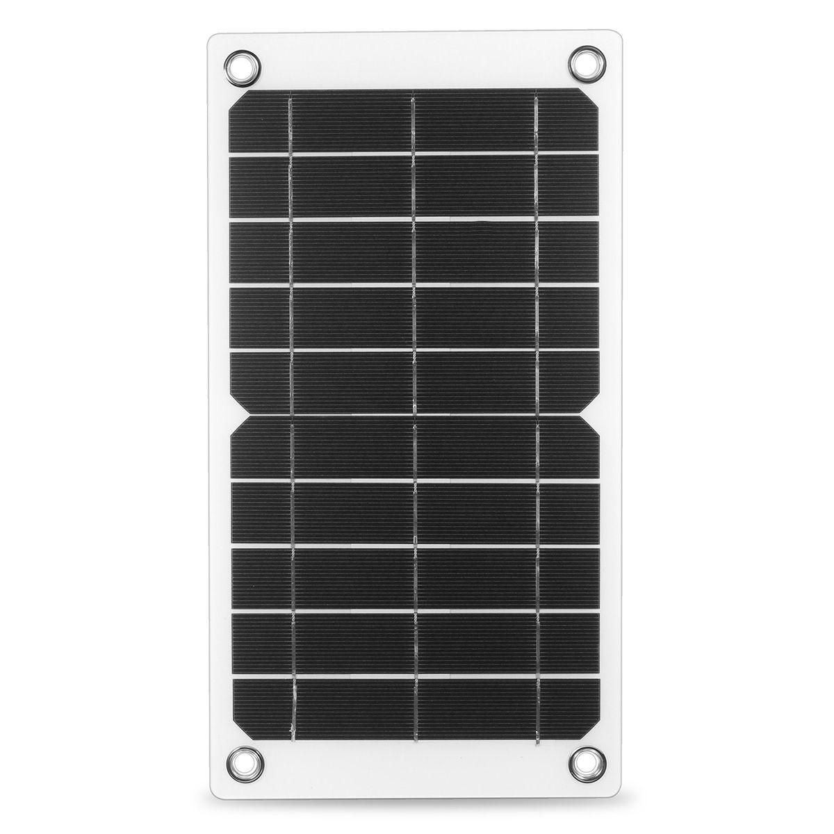 7 5w 5v Flexible Monocrystalline Solar Panel Charging Board For Mobile Phone Solar Panels Monocrystalline Solar Panels Solar