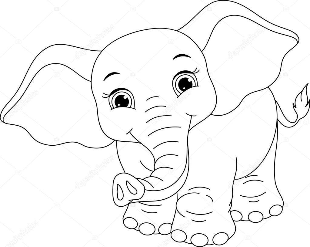 25 Idee Kleurplaat Baby Olifant Mandala Kleurplaat Voor Kinderen Dibujo Animales Infantiles Dibujos De Animales Animalitos Infantiles