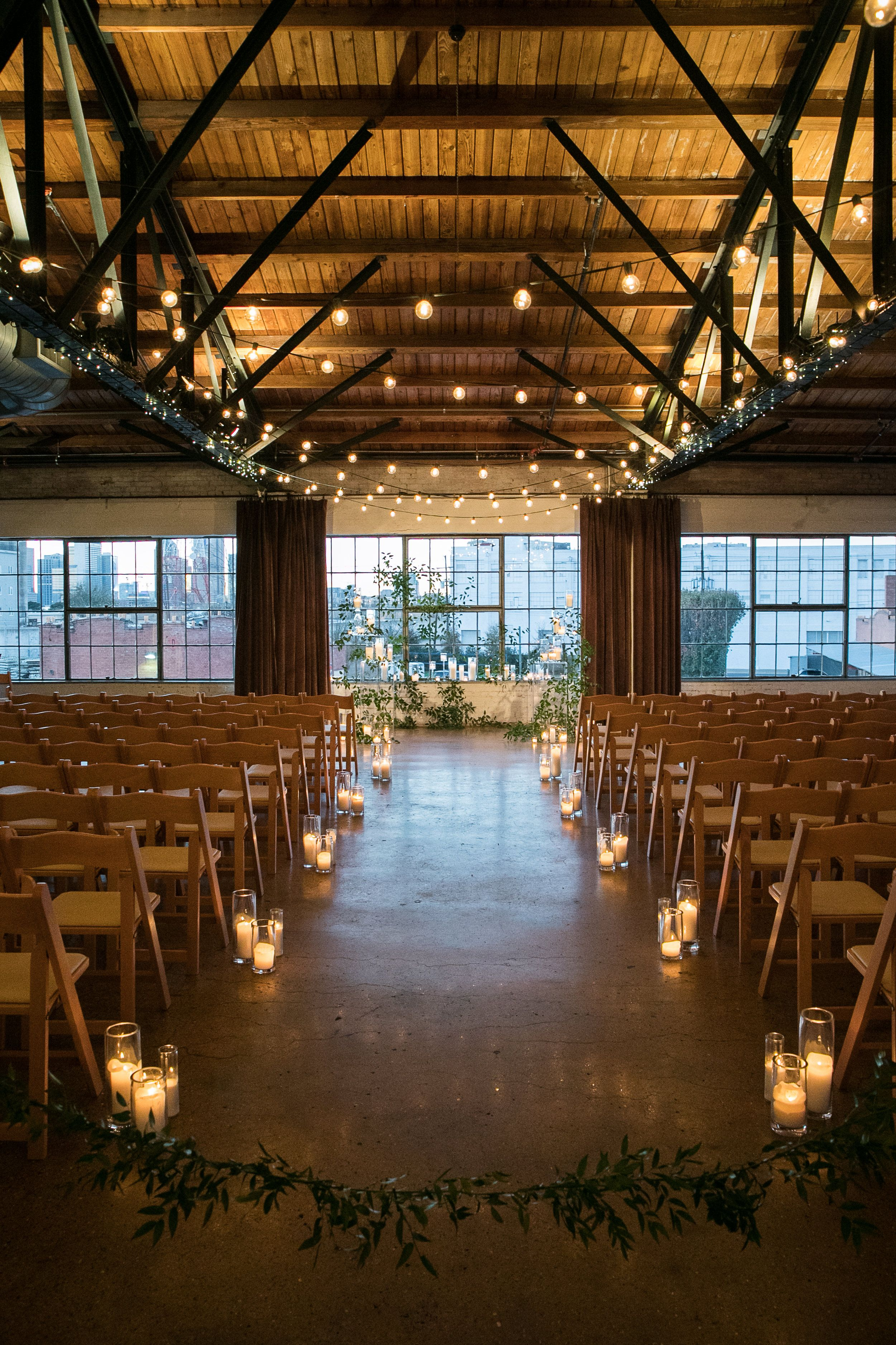 Hickory Street Annex In Deep Ellum Dallas Wedding Venues Industrial Wedding Venues Warehouse Wedding Venue