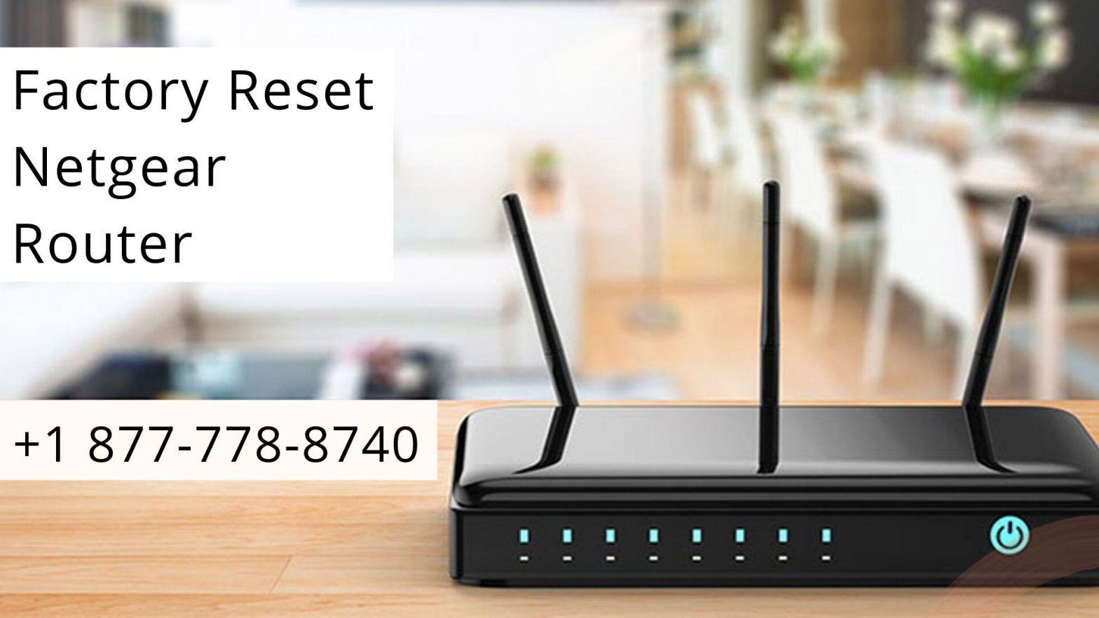 How To Factory Reset Netgear Router Netgear Netgear Router Router