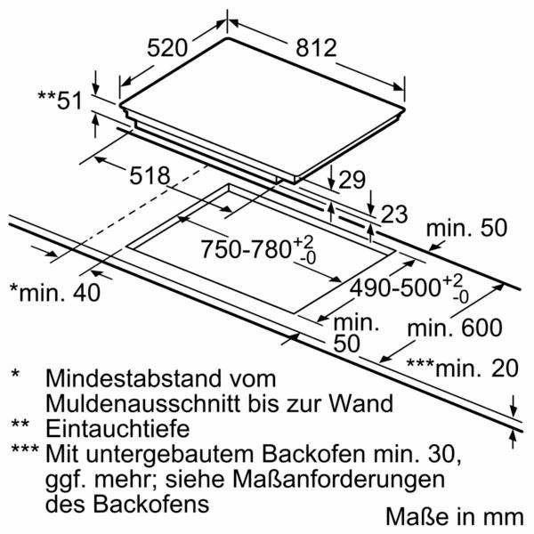 Flex Induktions Kochfeld Von Schott Ceran Iq700 Ex645lyc1e
