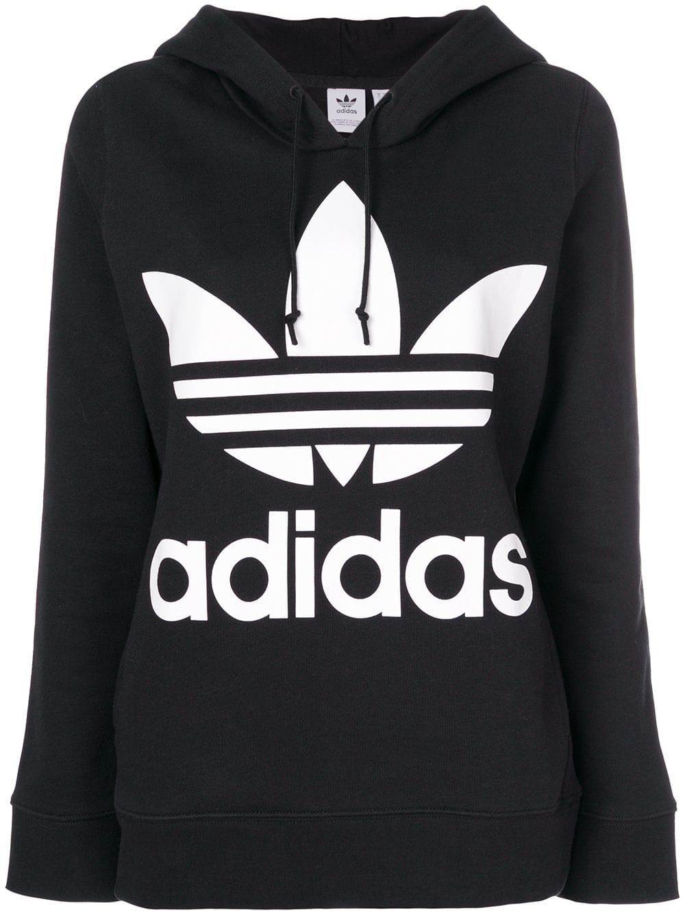 4c133f6ff Adidas Adidas Originals Trefoil hoodie - Black in 2019 | Products ...