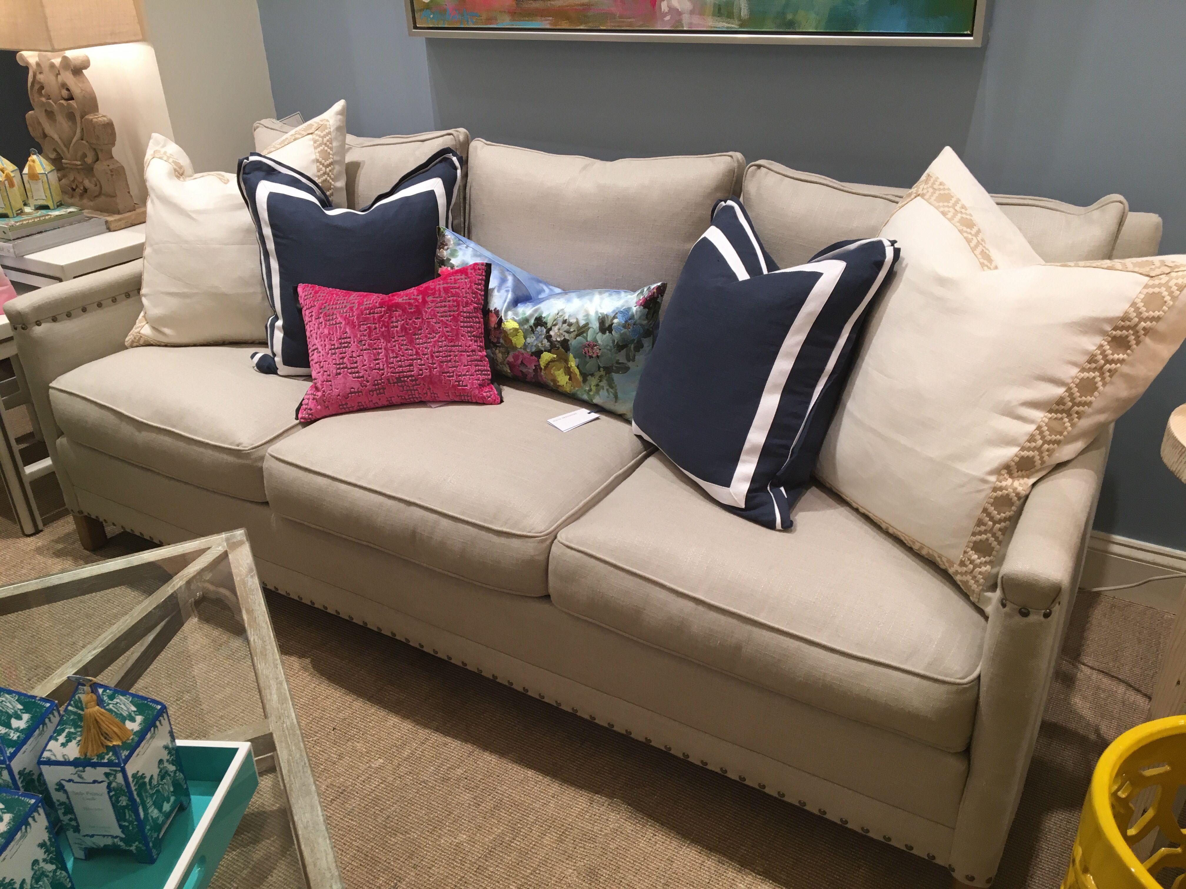 Crypton Sofa Cover Dark Blue Sofas Fabric Furniture Amazing Design