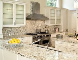 Charmant Latinum Granite   Traditional   Kitchen Countertops   Miami   Marble Of The  World