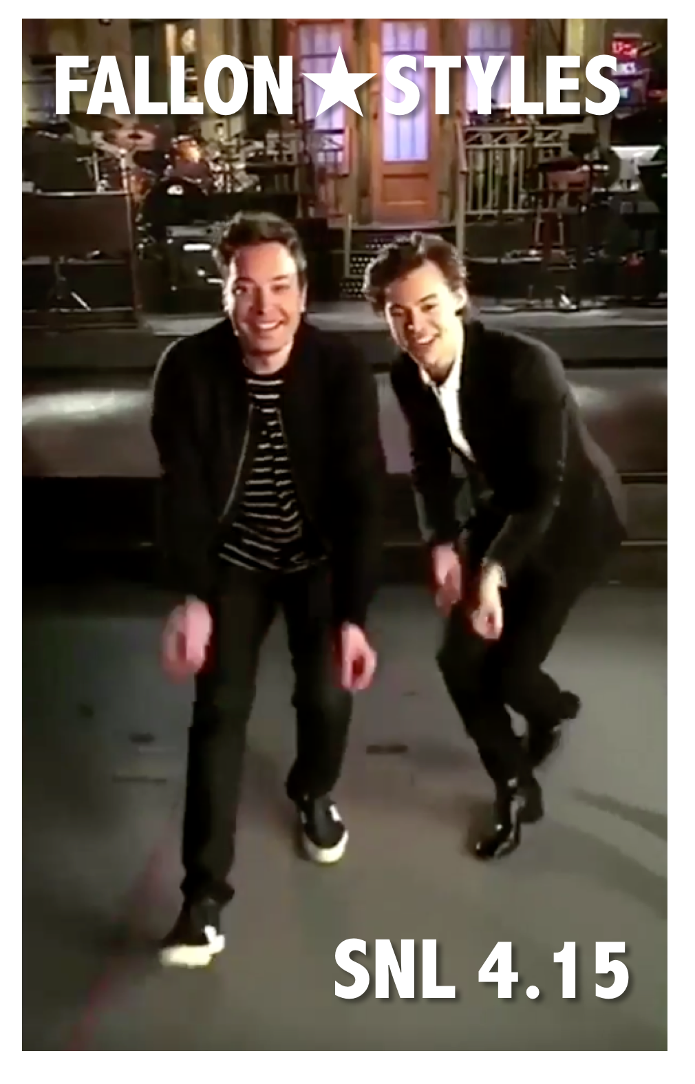 825501a3906c9 SNAP! Jimmy Fallon   Harry Styles on Saturday Night Live