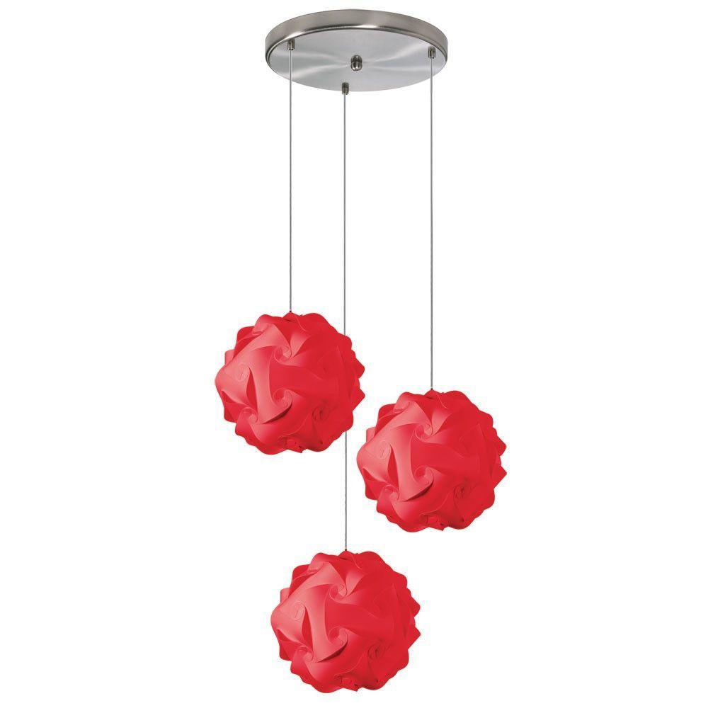 Globus 3 Light Pendant