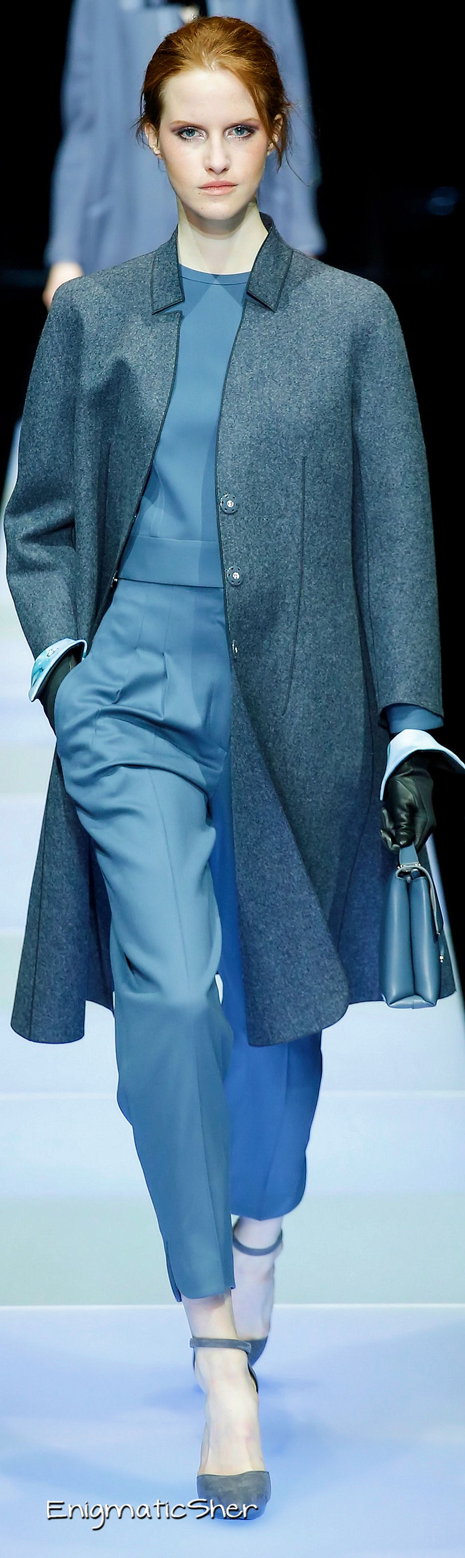 Diller-yourself Stil- und Imageberatung GIORGIO ARMANI Winter 2016 Ready-To-Wear