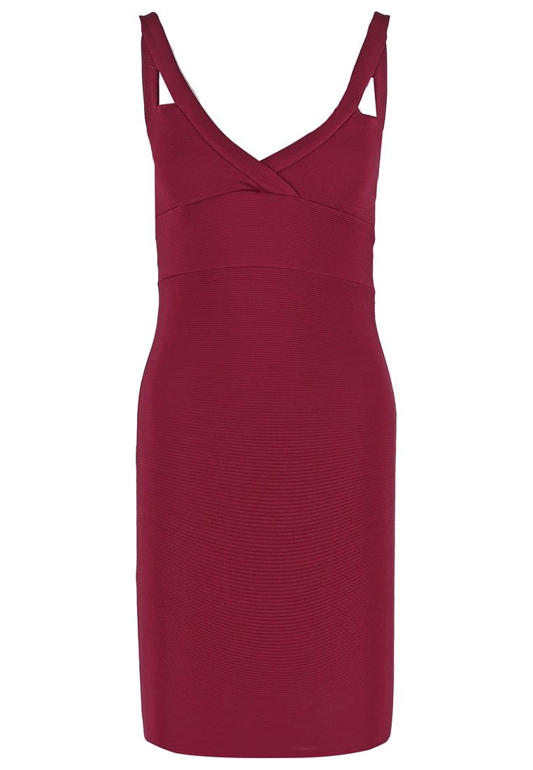 Miss Selfridge Cocktailkleid / festliches Kleid - red - Zalando.de ...