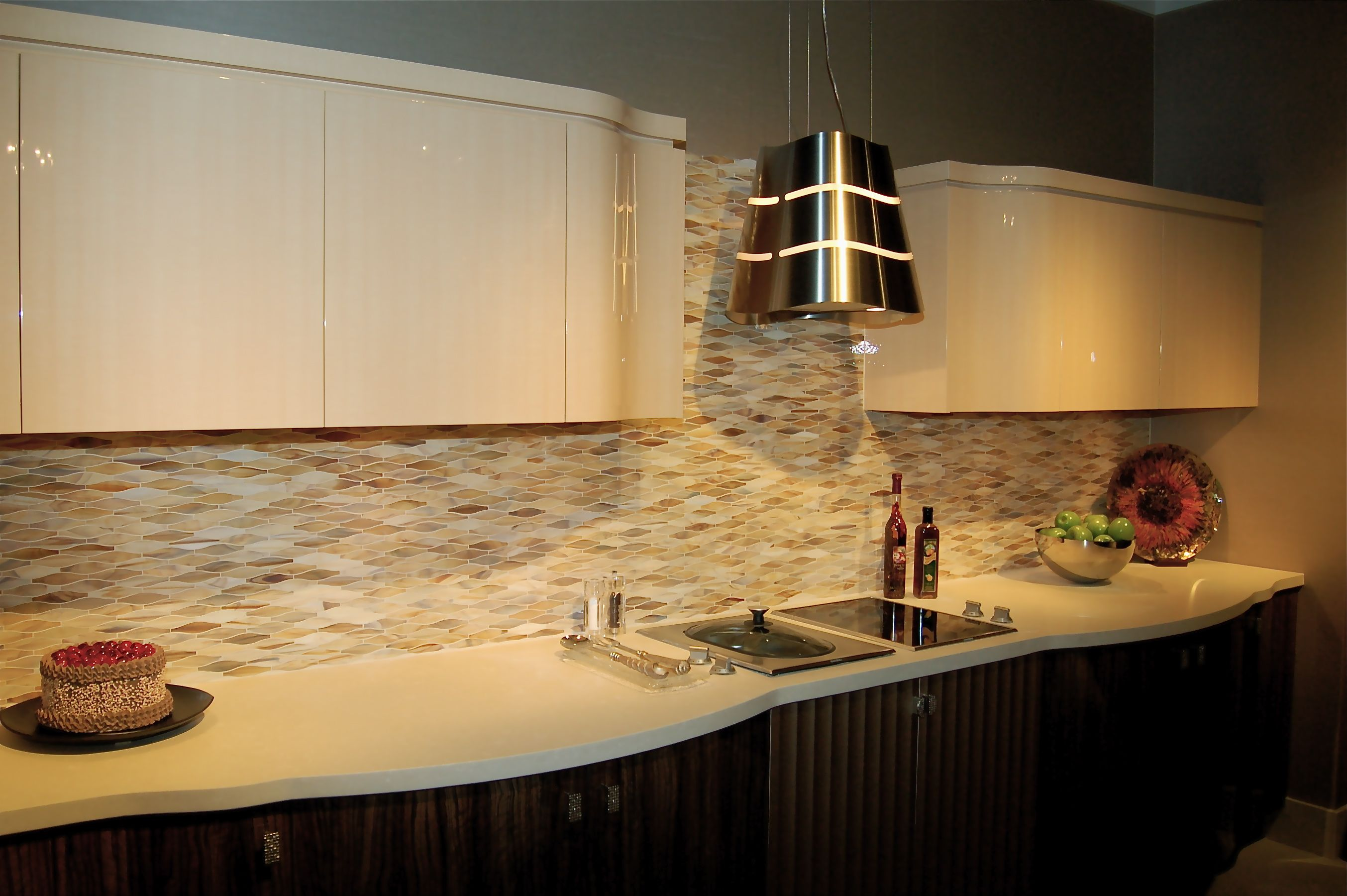 Tiling For Kitchen Walls Glass Tile Backsplash Photo Gallery The New Treble Line Of Jazz