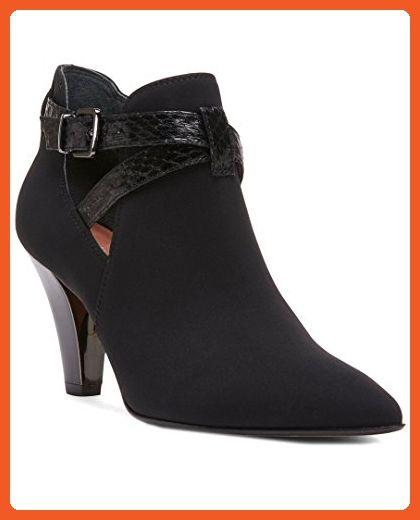c4aeae83d2a64 Donald Pliner Women's Tamy Black Bootie 7B - Boots for women ...