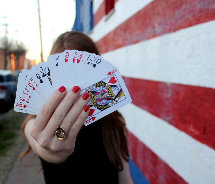 House of Cards — Southern Elle Style