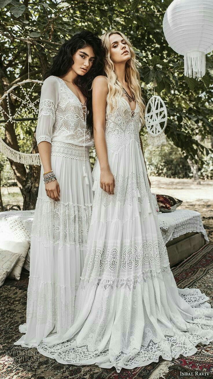 Pin by MORTIICIIA ADAMMMS on M&M | Pinterest | Wedding dress, Boho ...