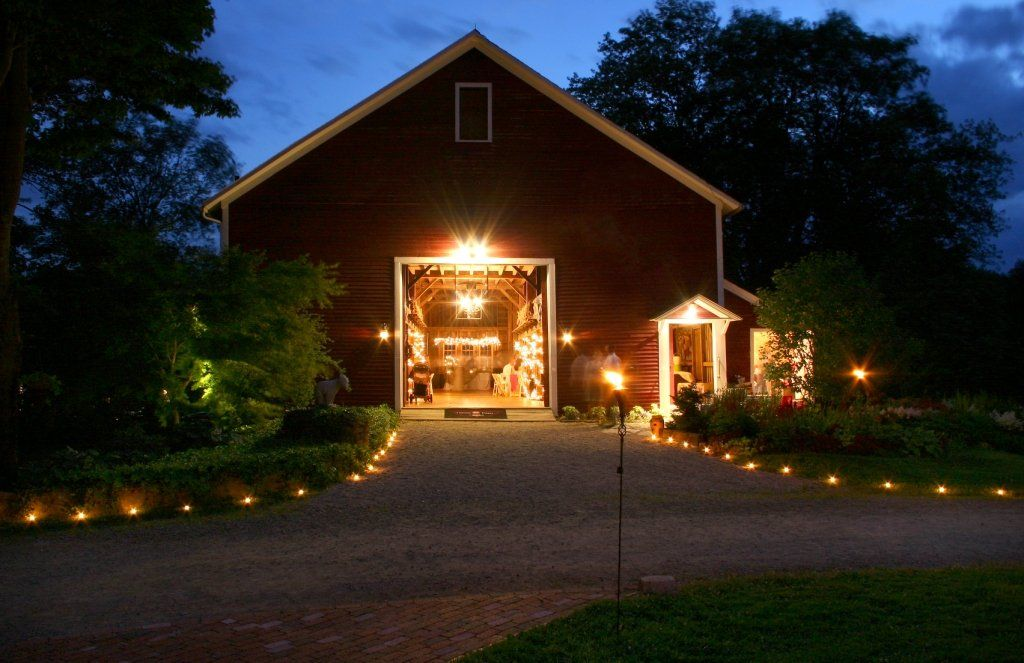 Top Rustic Wedding Venues In New England Wedding Locations